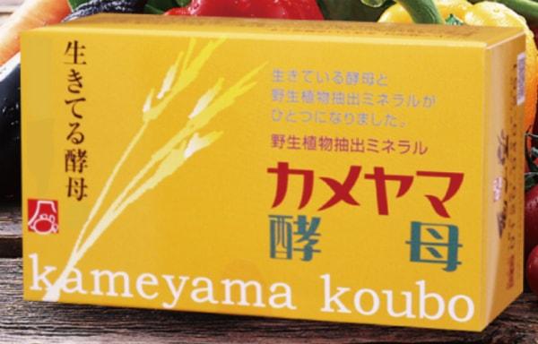 男性ダイエットサプリ「カメヤマ酵母」