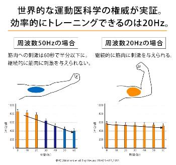 腹筋ベルトのトレーニング効果