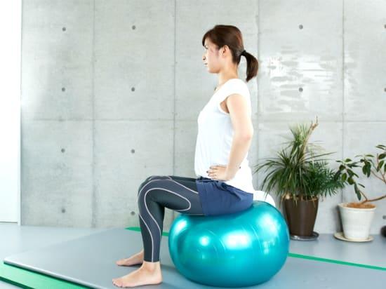 腹筋ベルトで腰痛予防