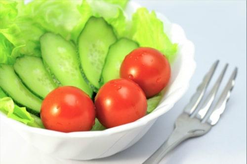 お腹の脂肪を落とす食事制限